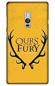 iessential Tv series Designer Printed Back Case Cover for OnePlus 2