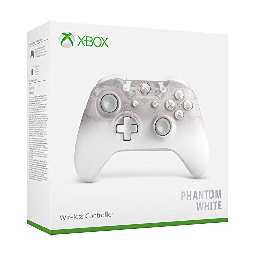 Xbox Wireless Controller Phantom White SE (2019)