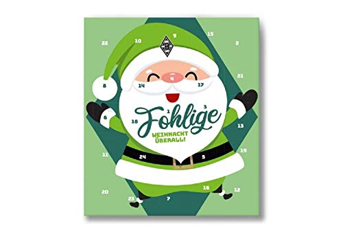 Fan-Shop Sweets Borussia Mönchengladbach Premium Adventskalender 2019 (one Size, Multi)