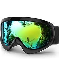 De esCascos Y Ski Amazon Gafas EsquíDeportes Aire Libre qSzMVpUGL