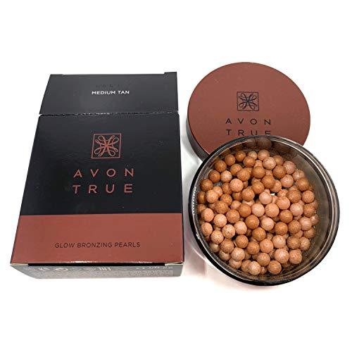Avon True Glow Perlas bronceadoras - Bronceado medio