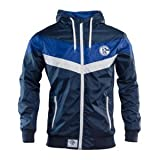 Schalke 04 Windbreaker Wind-Jacke