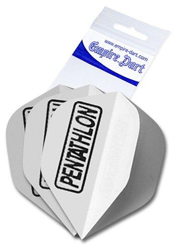 Flight-Set Empire® Pentathlon Standard Mini weiß