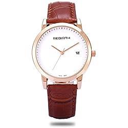 Frauen, Quarzuhren , Armbanduhr,Mode, Persönlichkeit, Freizeit, Outdoor, PU-Leder, W0506