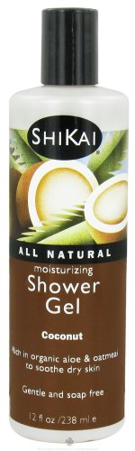 Shikai Products Shower Gel Coconut 12 Oz