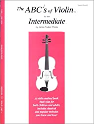 The ABC's of Violin for the Intermediate, Book 2 (Book & CD)