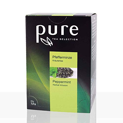 PURE Tea Selection Pfefferminze 6 Päckchen a 25 Beutel Tee -