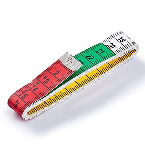 Prym Maßband Color 150 cm/60 inch 282 122 (Maßband Ende)