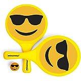 EMOTICONWORLD Palas playa emoticono gafas sol