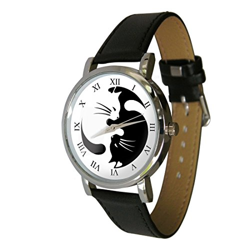 motif-yin-yang-chats-design-montre-de-mode-le-cadeau-ideal-pour-les-amateurs-de-chat-sangle-en-cuir-