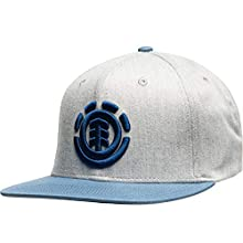 Element Men's KNUTSEN CAP, heather grey, One size