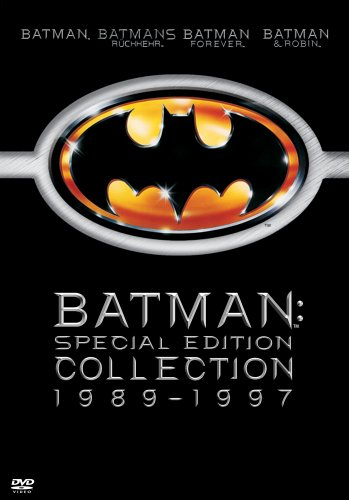 Bild von Batman: Special Edition Collection 1989-1997 (8 DVDs)