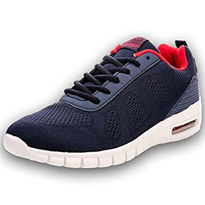 AX BOXING Mens Women Trainers Shoes Multisport Running Walking Gym Shoe Sport Men's Sneakers