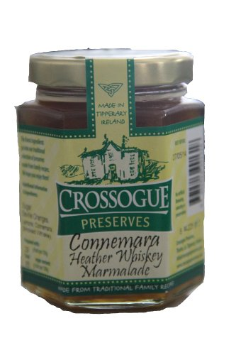 Connemara Heather Whiskey Marmalade (Marmelade aus Orangen, Zitronen und getorftem Whiskey)