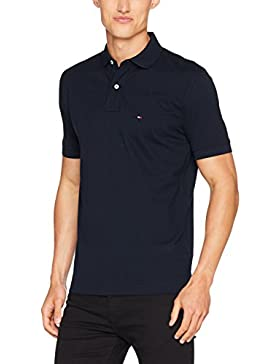 Tommy Hilfiger Herren Poloshirt Core Tommy Regular Polo