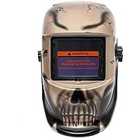 Cráneo de Salto de Solar de Auto de Cortina Opaca de 350 mm Blancas de máscara