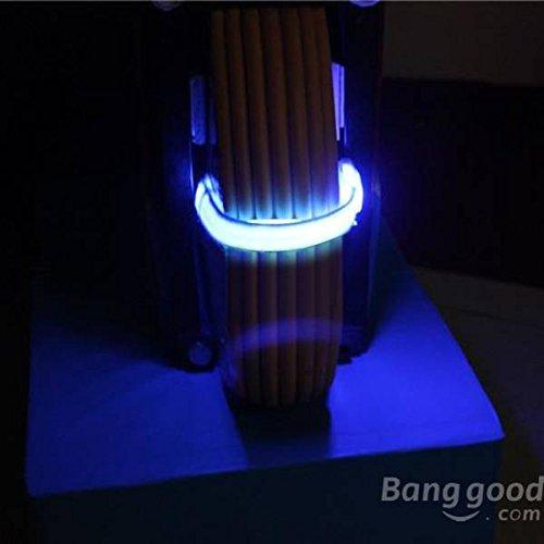 mark8shop Elektrisches Einrad Scooter Griff Licht Bars Licht Streifen Zubehör