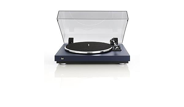 Dual Cs 440 Plattenspieler Blau Elektronik