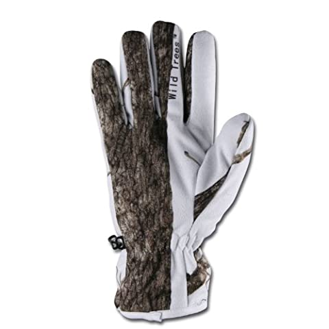 Very warm THINSULATE polar Snow Wildtrees Camo WINTER Thermal insulated GLOVES (L)