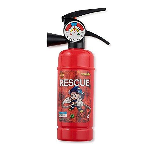 Spiel-Feuerlöscher mit Squirter für Kinder vor ()
