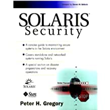 Solaris Security: For System Administrators (Sun Microsystems Press)