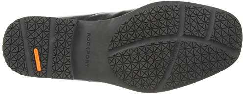 Rockport Essential Detail Waterproof, Mocassins homme Noir