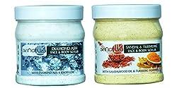 skinatura Diamond Ash & Sandal Turmeric scrub