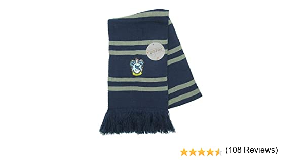 Harry Potter Echarpe SERPENTARD Ultra Douce 100/% Original Warner Bros