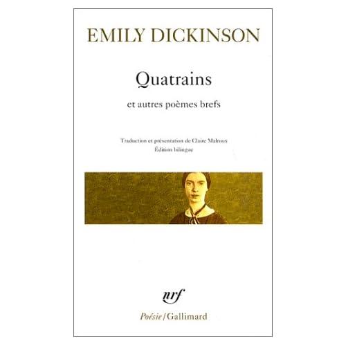 Quatrains et autres poèmes brefs