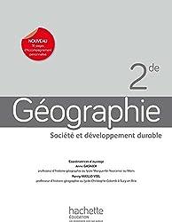 Géographie 2de - Livre du professeur - Edition 2014