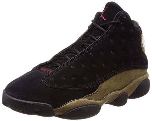 AIR JORDAN 13 Retro 'Olive' - 414571-006 - Size 11-US & 45-EU - 11 Air Size Retro 13 Jordan