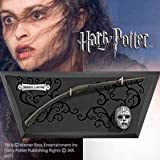 Harry Potter Bellatrix Lestrange Wand with Wall Display and Mini Mask by Noble Collection