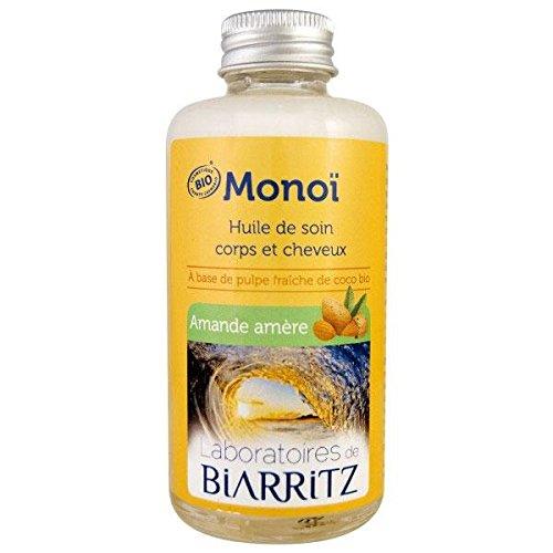 Les Laboratoires de Biarritz - Monoï Amande Amère