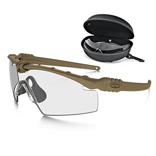SI BALLISTIC M-FRAME 3.0 ARRAY Dark Bone Clear/Grey Sonnenbrille Sunglasses