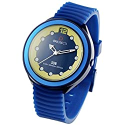 Ops Herren -Armbanduhr Quarz Silikon OPSSUB-22