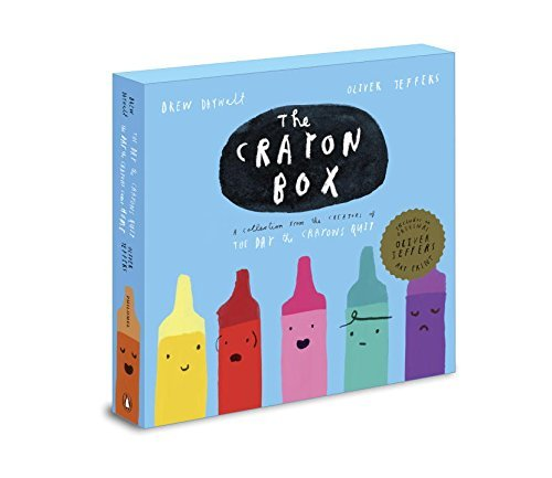 The Day the Crayons Quit Slipcased edition by Drew Daywalt (2016-10-25)