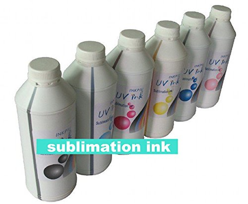 GOWE 6000 ml-transfer sublimation ink-Tinte), für Epson Stylus Photo 1400 Drucker - Epson Dye-sublimation