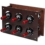 Koala 6100MM01 - Vinoteca para 6 botellas