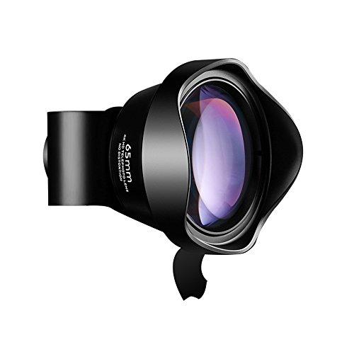 BLWX - Handyobjektiv SLR-Kamera externes HD-Teleefisheye-Makrouniversal-Kameraobjektivkonzert Kameraobjektiv-Zusatzobjektiv-Profikamera Lupe (Ausgabe : C)