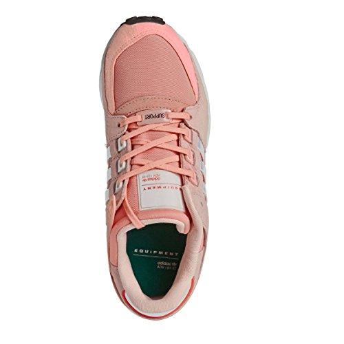 adidas Equipment Support ADV, Scarpe da Ginnastica Basse Donna rosa bianco