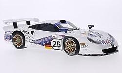 Porsche 911 GT1, No.25, 24h Le Mans, 1997, Modellauto, Fertigmodell, AUTOart 1:18