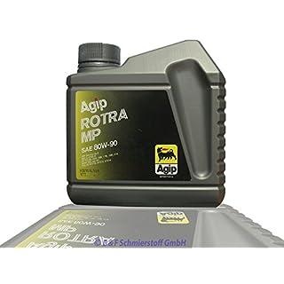 Agip Getriebeöl Rotra MP 80W90 1 Liter Dose GL 5