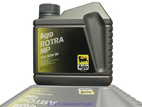 AGIP olio per trasmissione MP 80W901litro GL 5