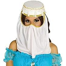 Guirca 13125 - Sombrero Princesa Arabe bab3a07fbc4