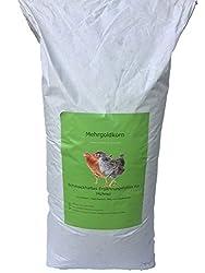 Hühnerfutter Mehrgold Korn Körnerfutter für Ihre Hühner 25kg Sack