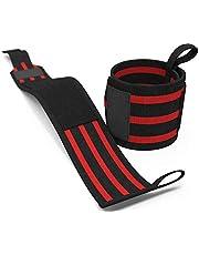 GERBERA Adjustable Pair with Thumb Loop for Weightlifting P
