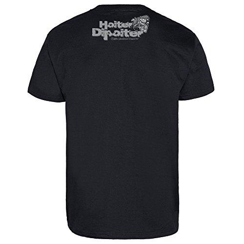 "Hoiter Dipoiter ""Thüringer Jungs"" T-Shirt Schwarz"