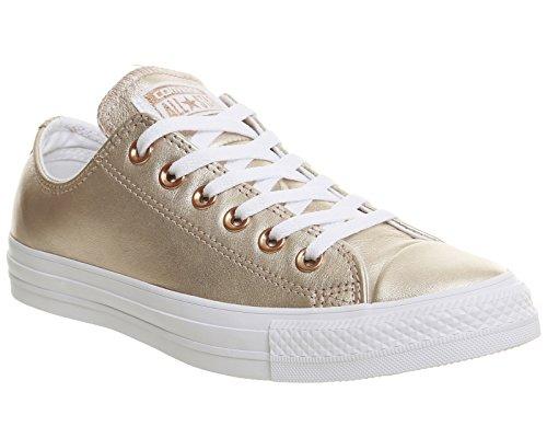Converse Damen Chuck Hausschuhe Blush Oro Bianco Esclusivo