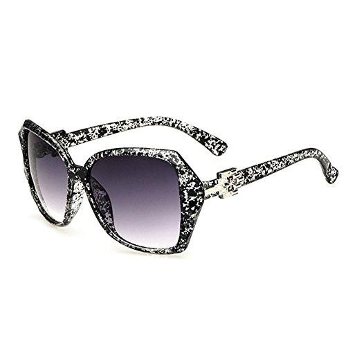 O-C Damen Sonnenbrille, Elfenbein
