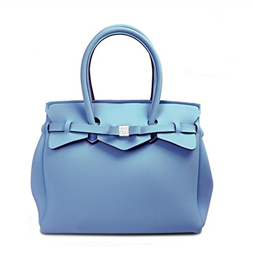 Borsa Save my bag Miss - Lycra 10204NZAFFIRO 10204N